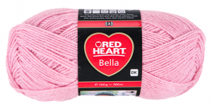 RED HEART BELLA 20 - Pink