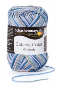 Schachenmayr CATANIA  COLOR 212 wolke color