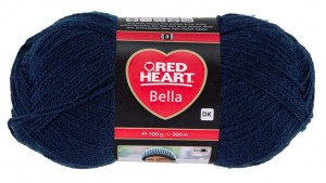 RED HEART BELLA 153-granat
