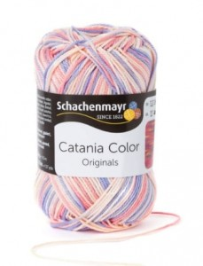 Schachenmayr CATANIA  COLOR 218 pastell color