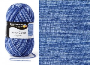 SMC BRAVO COLOR 2113 royal denim