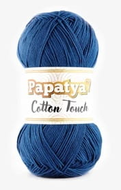 włóczka PAPATYA COTTON TOUCH  0480 jeans